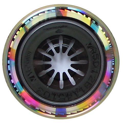 Lightscribe soustředný kroužek
